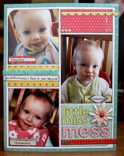 Little Miss Mess