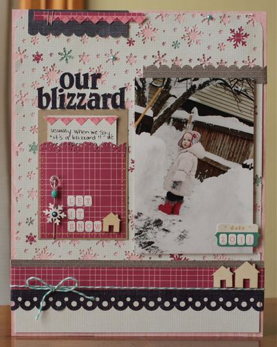 Our blizzard