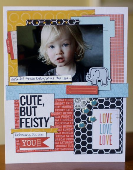 Cute But Feisty :: Emily Spahn