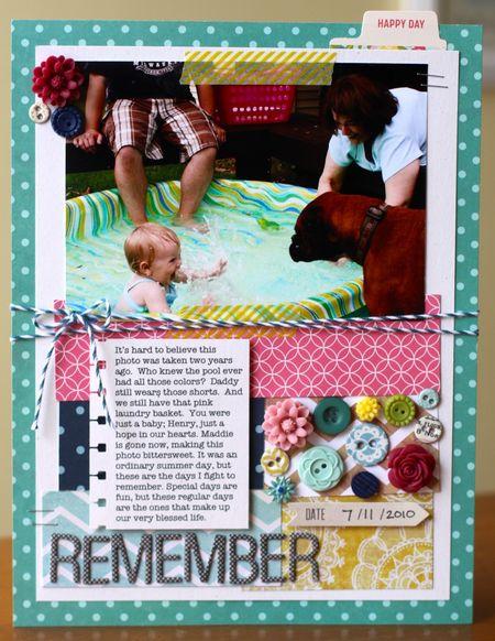 Remember - Emily Spahn
