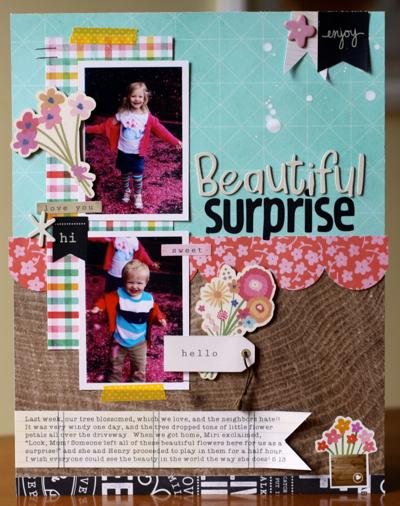 Beautiful surprise_emily spahn