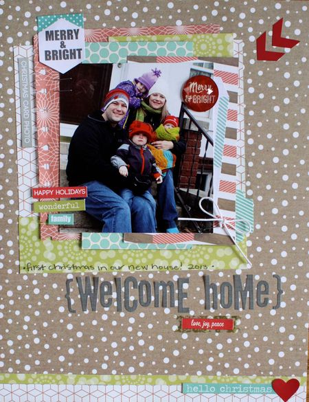 Welcome home_emily spahn