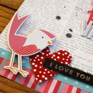 Funny valentine close up 1