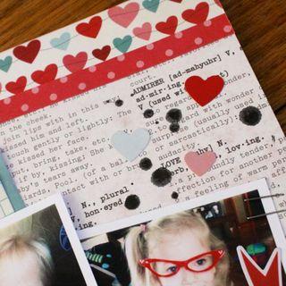 Funny valentine close up 2