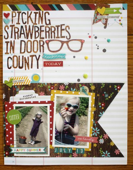 Picking strawberries_emily spahn