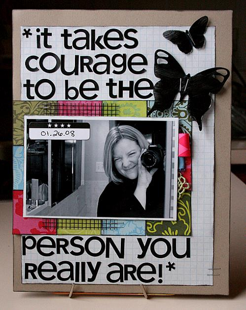 The person you really are