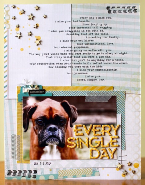 Every single day_emily spahn